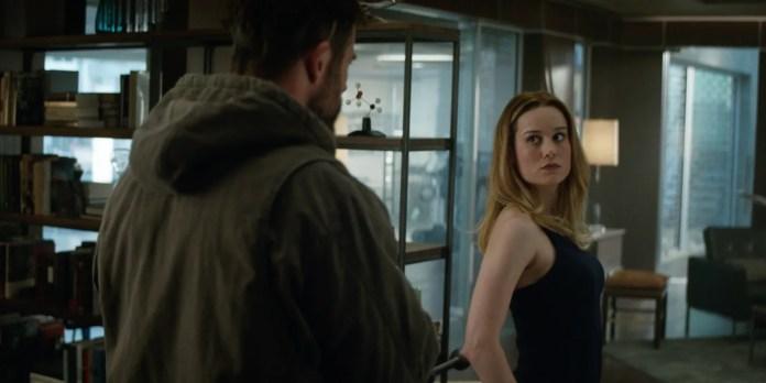 Avengers-Endgame-Thor-and-Captain-Marvel Vingadores: Ultimato | Confira as revelações do novo trailer da Marvel