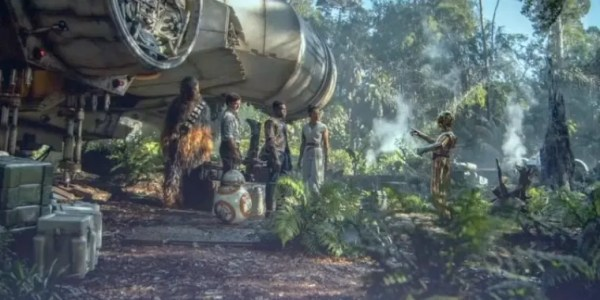 Star Wars 9 Image Unites The Main Cast For New Mission