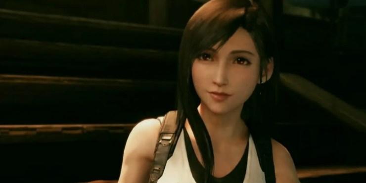 """Polêmica! Square Enix """"restringiu"""" seios de Tifa em Final Fantasy 7 Remake"""