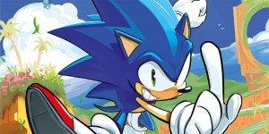 Sonic The Hedgehog is literally God for the entire planet