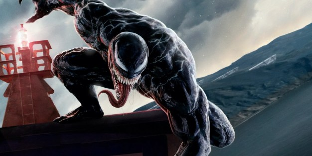 Venom & Carnage Are Perfectly Balanced In This Venom 2 Fan Poster