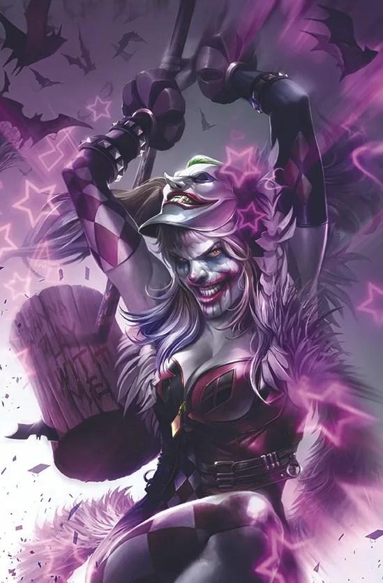 DC Comics Batman Joker War Punchline Harley Mattina