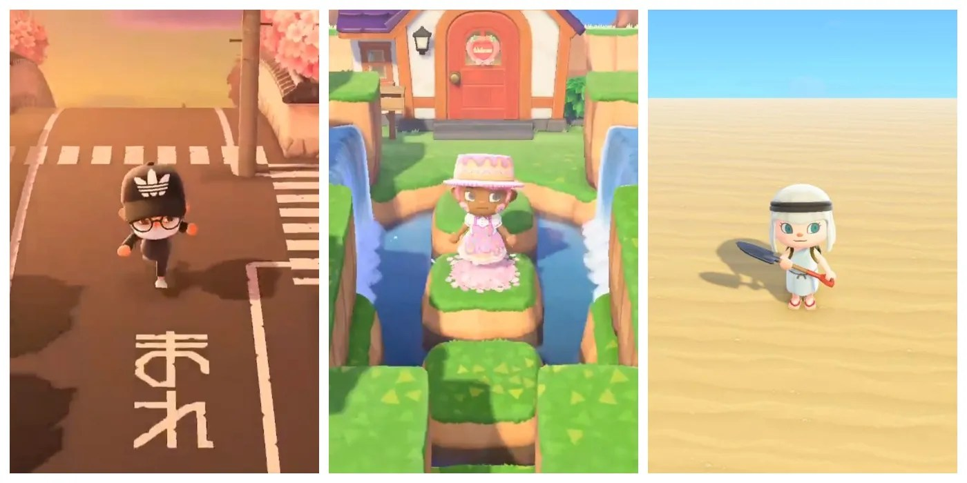 Furniture Animal Crossing New Horizons Room Ideas ... on Animal Crossing Room Ideas New Horizons  id=23144