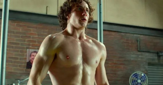 Aaron Johnson A Top Contender To Play Quicksilver in 'The ...