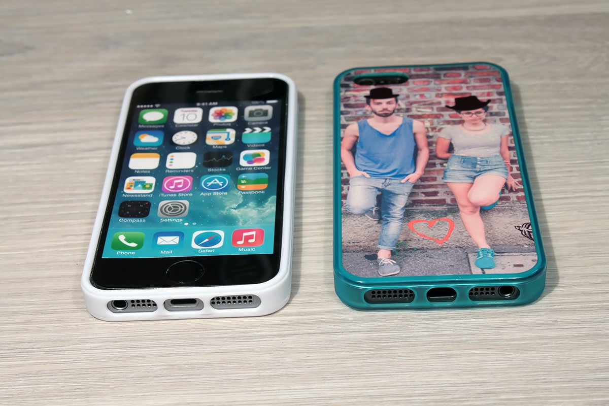 coque iphone se personnalisee avec
