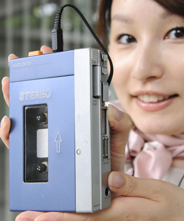 SOUND OFF: Sony has shipped the final batch of its cassette walkman to Japanese retailers.