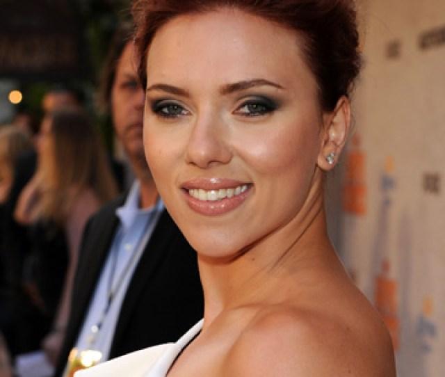 Scarlett Johansson Only Focused On Justin