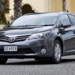 Easy Motoring In Toyota Wagons Stuff Co Nz