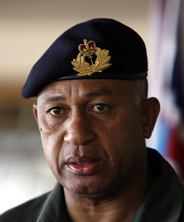 Frank Bainimarama