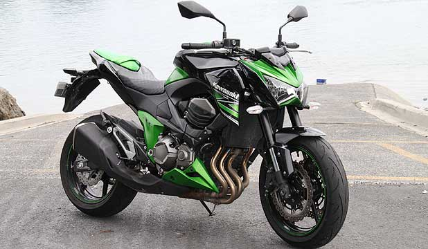 Kawasaki Z800 A Much Improved Middleweight