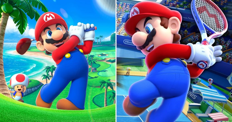 The 8 Best And 7 Worst Mario Sports Games   TheGamer