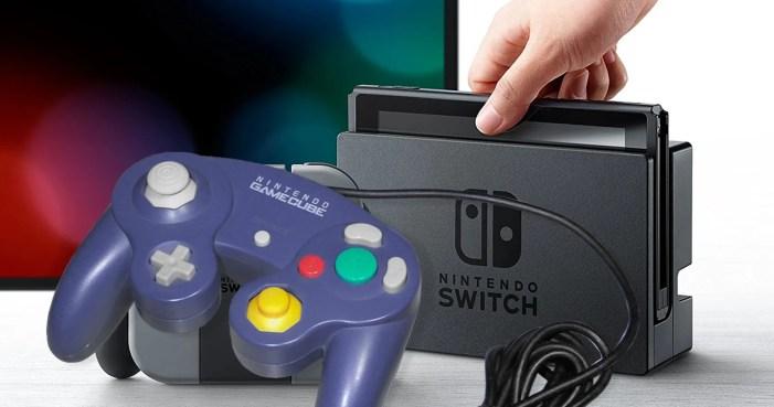 Resultado de imagen para gamecube controller switch