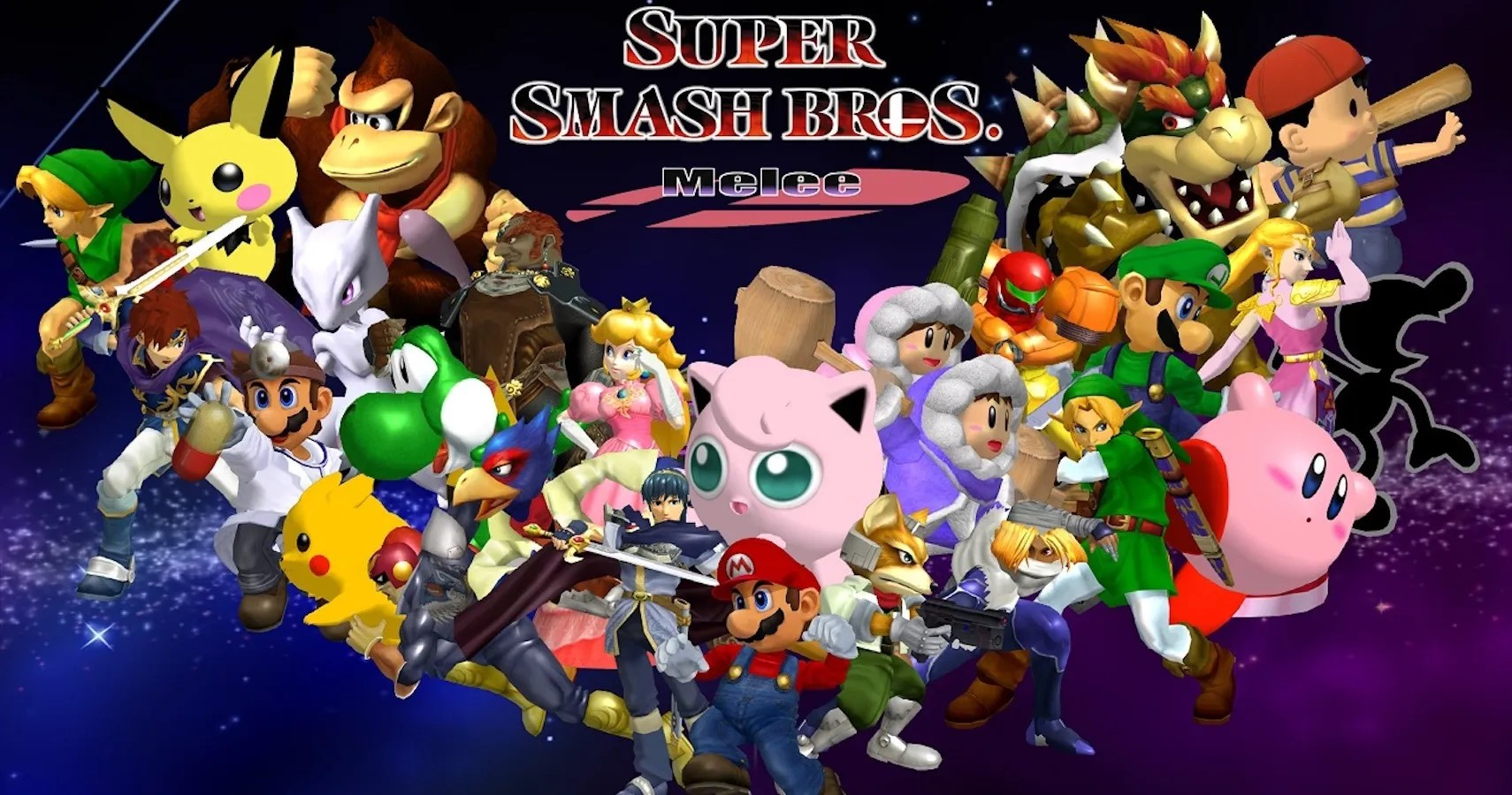 Smash Melee Will Be Missing From Evo 2019 Lineup First