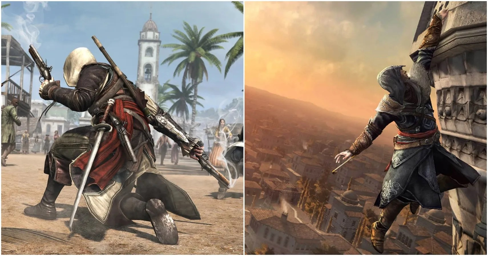 Ranking The Assassin S Creed Games Based On Length