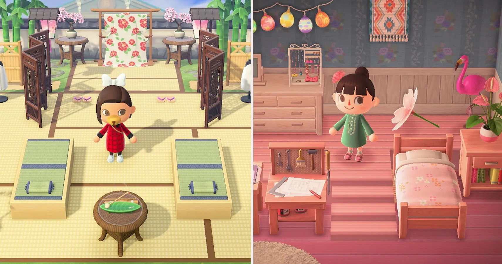 Animal Crossing New Horizons: 10 Best Custom Flooring Codes on Animal Crossing Room Ideas New Horizons  id=74892