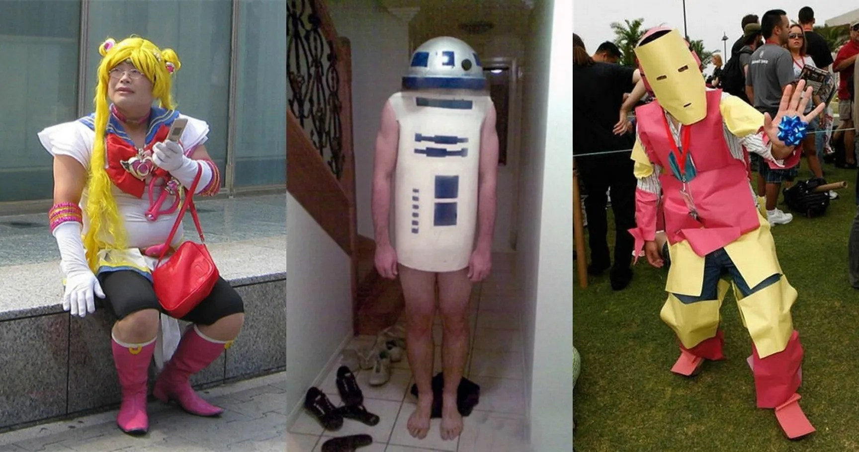 15 Cosplay Fails That Shouldn T Have Been Captured Thethings