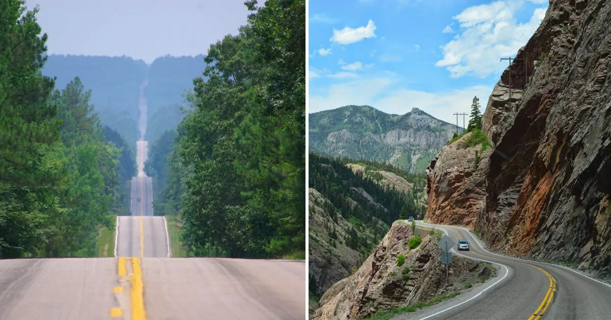 15 Us Roads To Avoid 10 Highways To Never Cross Thetravel