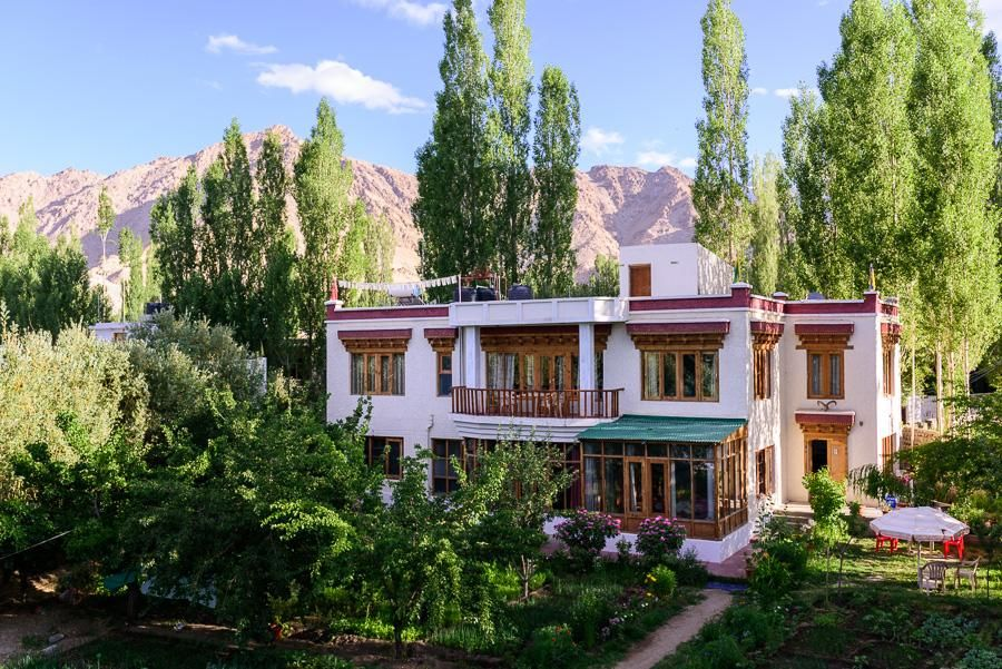 Best Places To Stay In Leh Ladakh: Guest House, Budget Hotels And Camps