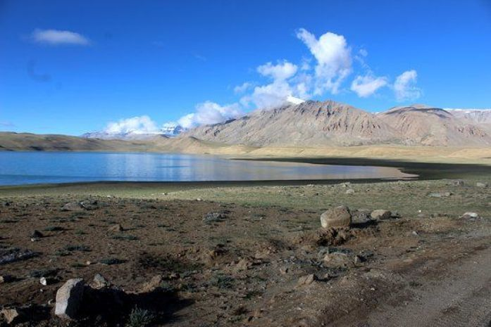 Photos of Kyagar Tso 1/1 by Chetna Khetawat (The Vagabond Dreamer)