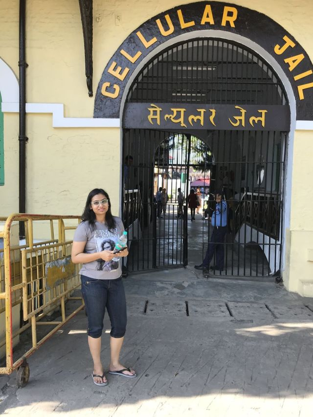 Photo of Cellular Jail, Atlanta Point, Port Blair, Andaman and Nicobar Islands, India by Priya Saxena
