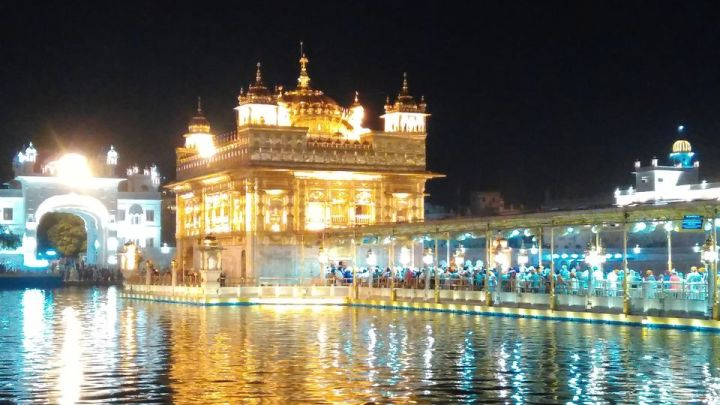 The City of Golden Temple Amritsar