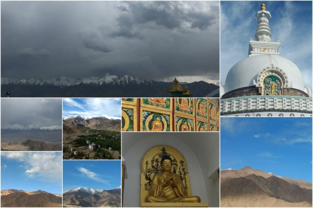 Photo of Shanti Stupa, Shanti Stupa Road, Leh by ankita upadhyay