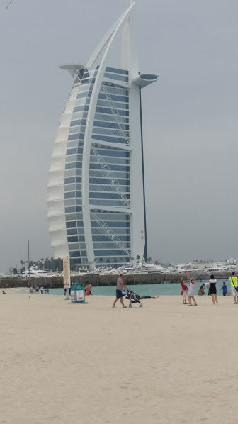 Photo of Burj Al Arab - Dubai - United Arab Emirates by Sushma Neeraj