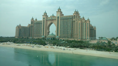 Photo of Atlantis, The Palm - Crescent Road - Dubai - United Arab Emirates by Sushma Neeraj