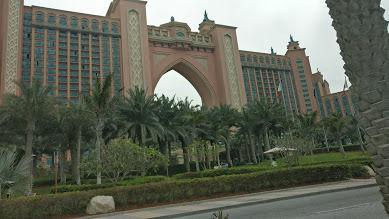 Photo of Atlantis, The Palm - Crescent Road - Dubai - United Arab Emirates by Sushma Neeraj
