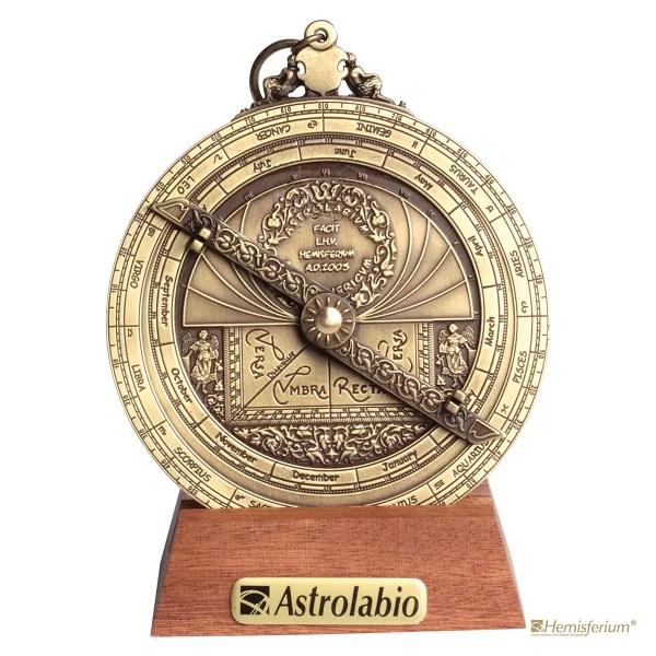 Asztrolábium L.H.V. Asztronómia