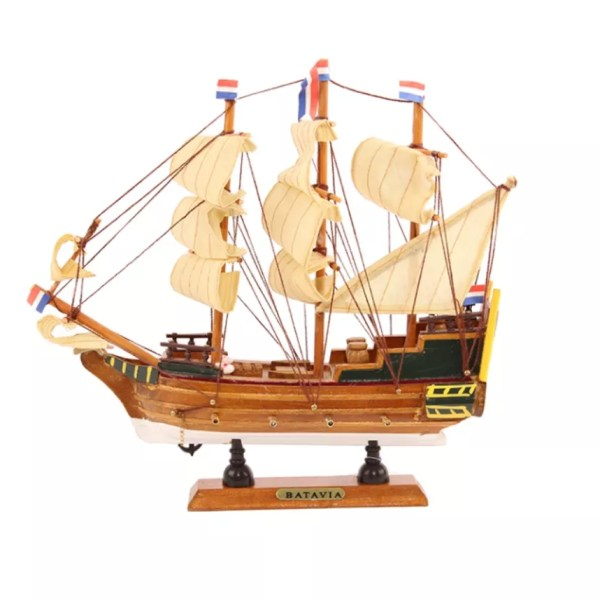 Batavia makett Szuvenír hajómakett
