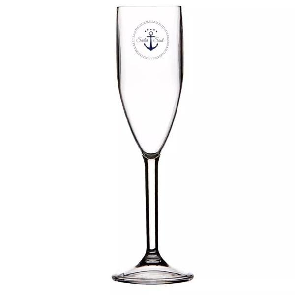 6 db pezsgős pohár Sailor Soul Borkellék, Konyha