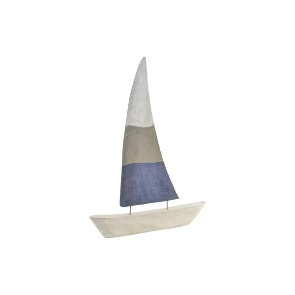 Minimalista vitorlás Vitorlás hajómakett