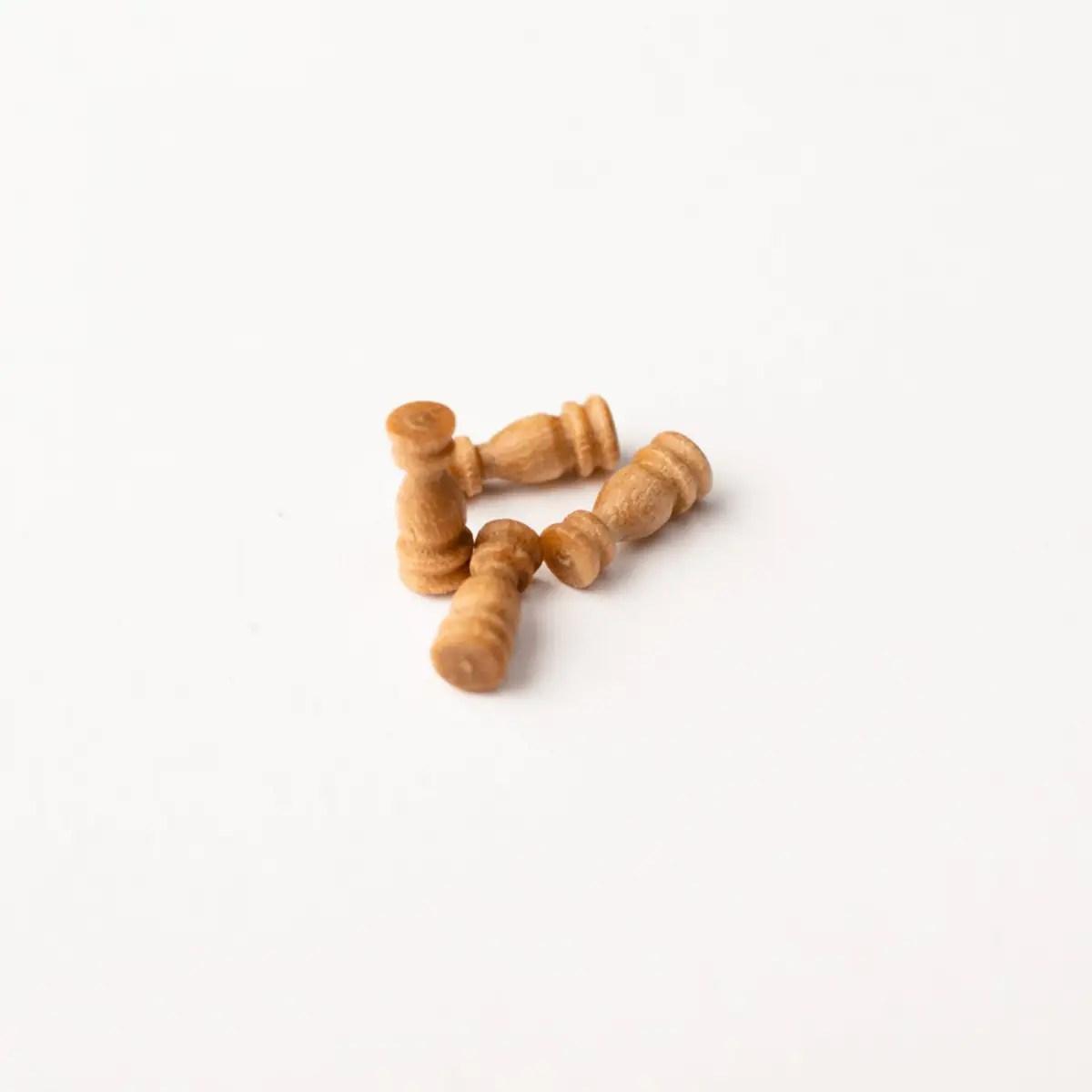 Korlát oszlop 6 mm 10 darab Kiegészítők