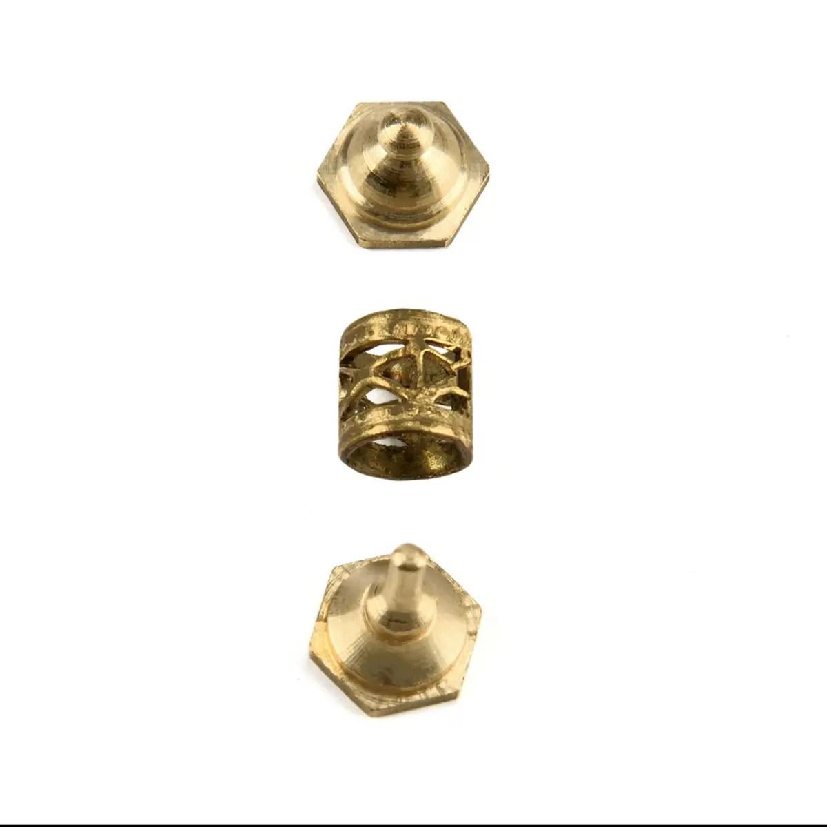 Réz lámpa 13mm Kiegészítők