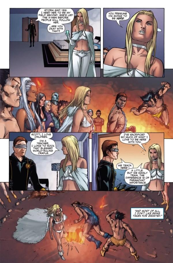 Emma Frost - X-Men Wiki - Wolverine, Marvel Comics, Origins