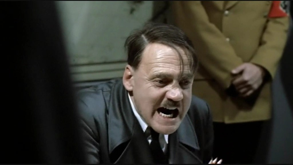 Image result for downfall bunker scene