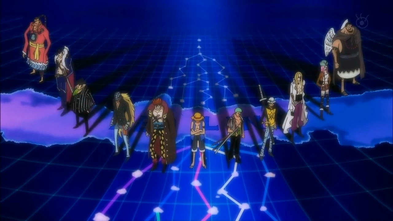 The Worst Generation The One Piece Wiki Manga Anime