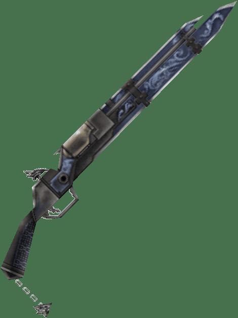 Gunblade The Final Fantasy Wiki 10 Years Of Having More Final Fantasy Information Than Cid