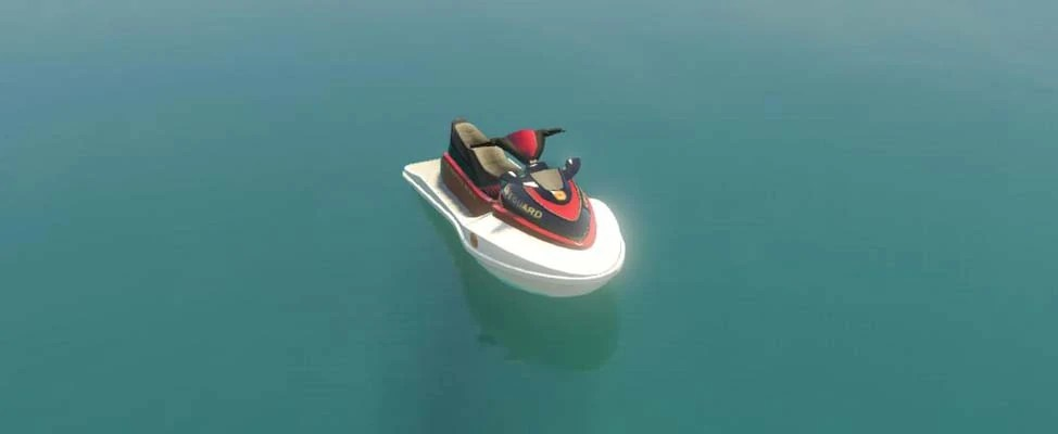 Seashark Lifeguard