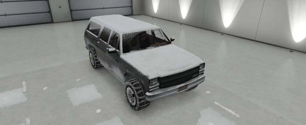 Rancher XL (Con nieve)