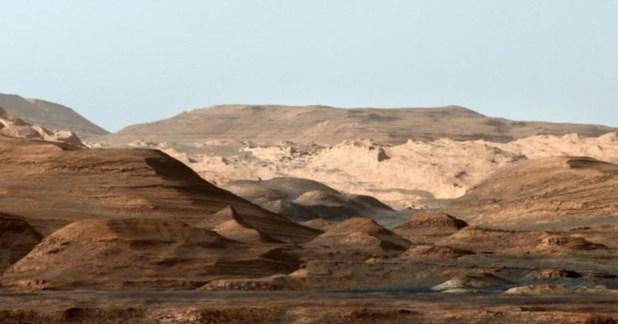 Hallan pruebas de gigantescas «mega inundaciones» en Marte