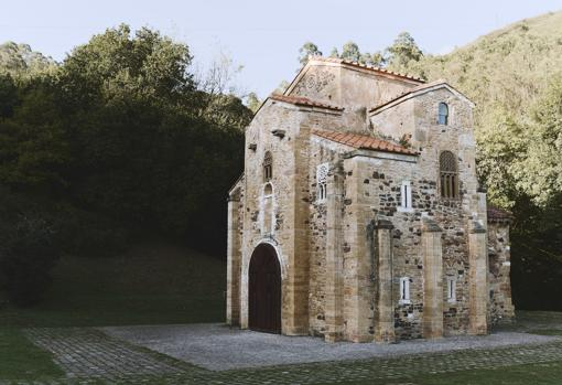 View of the building, after its restoration