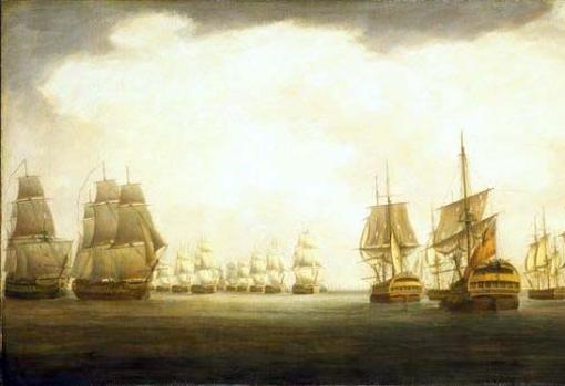 Batalla de Finisterre
