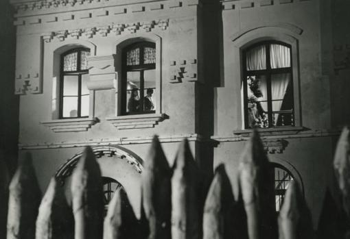 Vista de la Casa Ipatiev, donde fue fusilado el Zar Nicolás II y su familia
