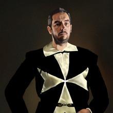 Recreación del capitán Alonso de Contreras realizada por Miguel Zorita para la revista Madrid Histórico.