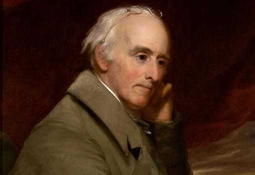 Benjamin Rush, uno de los amigos más íntimos de Jefferson