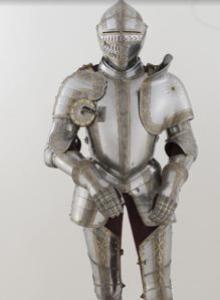 Armor of Philip II called the work of Aspas
