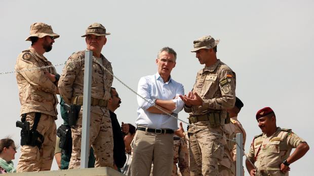 Image result for iran irak otan