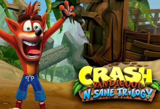 crash bandicoot n sane trilogy k3QE
